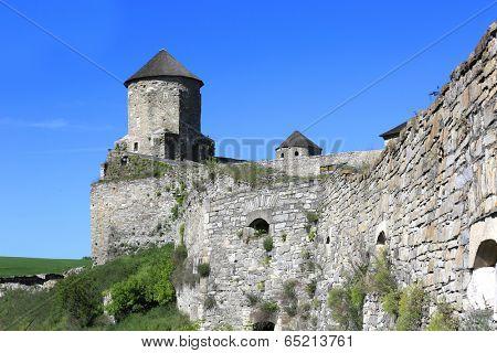 Fortress os Kamenets-Podolsky castle, Ukraine