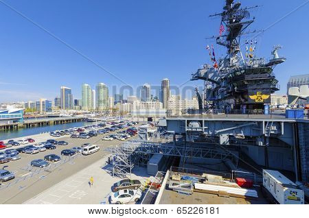 Uss Midway Museum, San Diego
