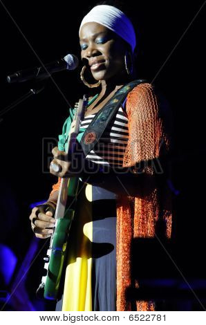 India.arie performing live