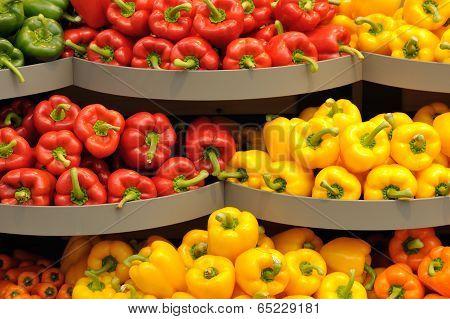 Varicolored Pepper