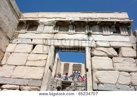 Acropolis Athens - Greece