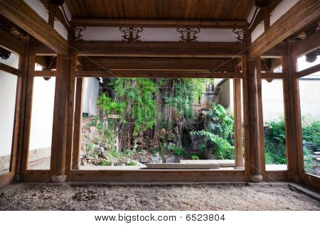 Chinese Style Old House