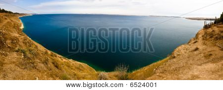 Syria - Lake Assad