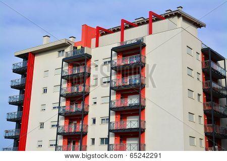 New Apartment Building