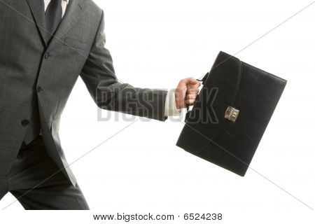 Carrying Briefcase