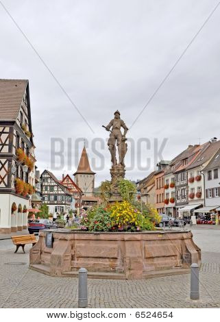 old town Gengenbach
