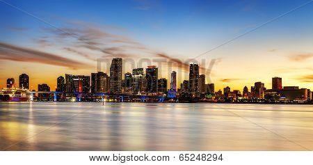 Miami City By Night
