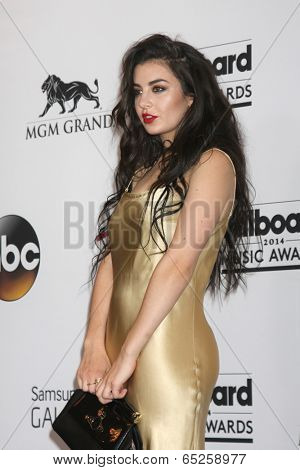LAS VEGAS - MAY 18:  Charli XCX at the 2014 Billboard Awards at MGM Grand Garden Arena on May 18, 2014 in Las Vegas, NV
