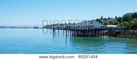 Tacoma, Summer Time. Waa