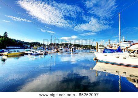 Bay View In Tacoma, Washington