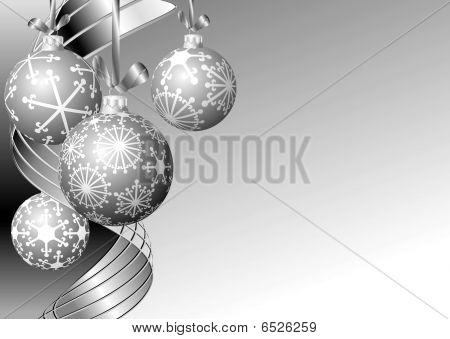 Silber Weihnachten