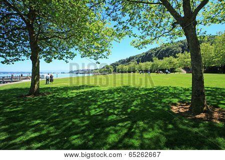 Public Park, Tacoma, Wa