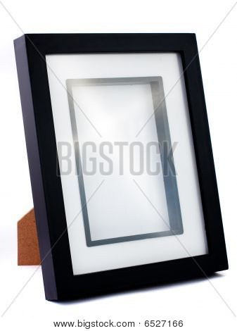 Simple Black Photo Frame