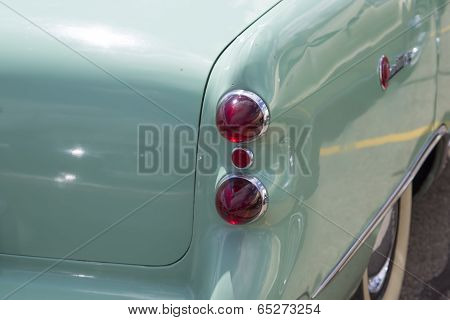 1954 Buick Century Tail Lights