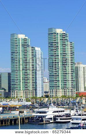 Downtown San Diego, California