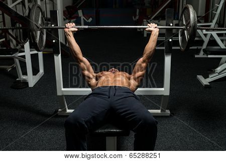 Effort On The Bench Press