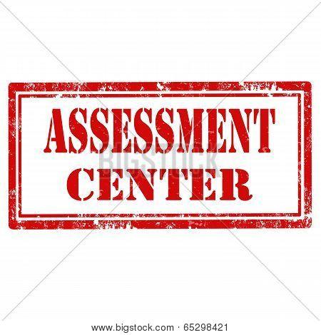 Assessment Center-stamp
