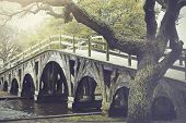 picture of whalehead club  - The footbridge in Corolla - JPG