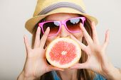 stock photo of exotic_food  - Summer vacation - JPG