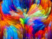 image of hallucinations  - Colors In Bloom series - JPG