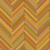 stock photo of linoleum  - Background abstract wood brown decorative floor parquet - JPG