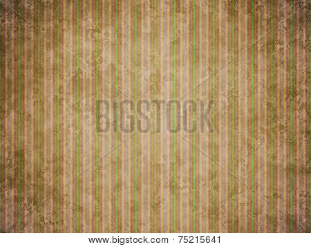 Old Dirty Striped Grunge Vintage Wallpaper
