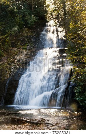 Tapered Waterfall
