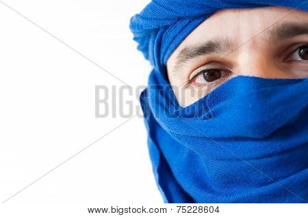 Man With Keffiyeh