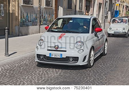 New Fiat 500 Abarth