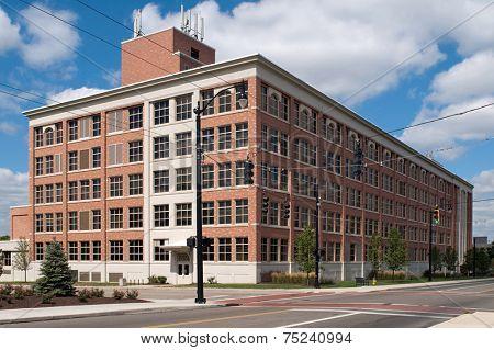 Stately Warehouse