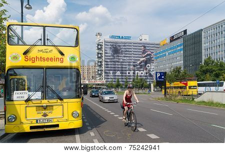 Berlin Sightseeing Bus