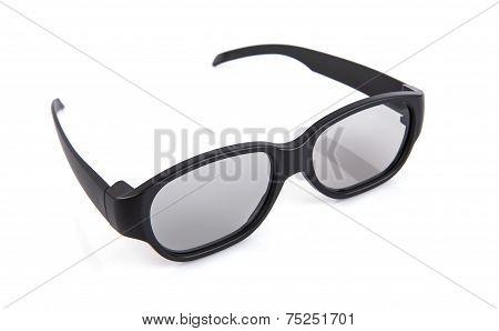 Three-dimensional Glasses Movies