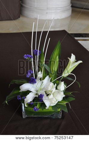 Floral Table centre piece
