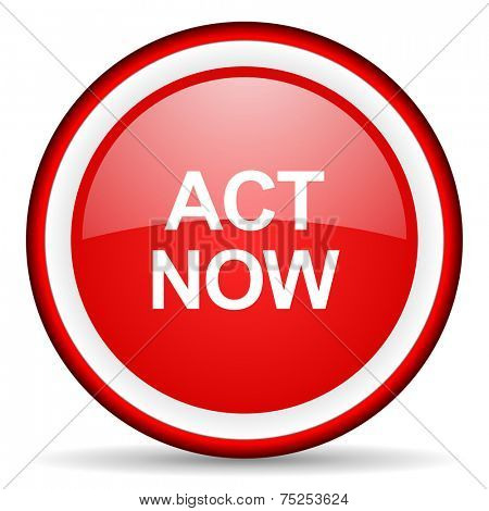 act now web icon