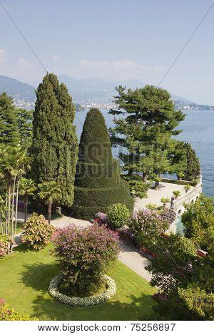 Isola Bella, Borromean Islands, Lake Maggiore, Piedmont, Italy