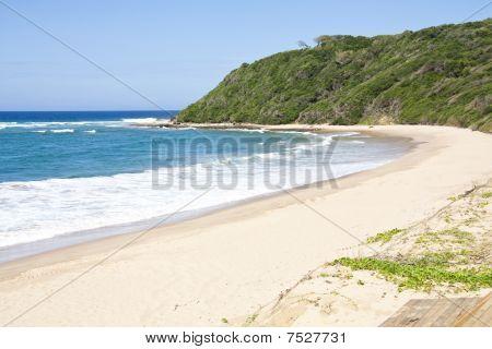 Beach in Mozambique 1