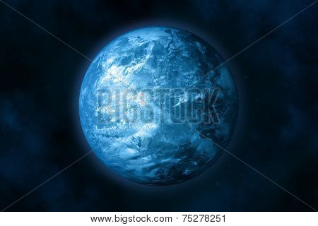 Earth (glacial Period).