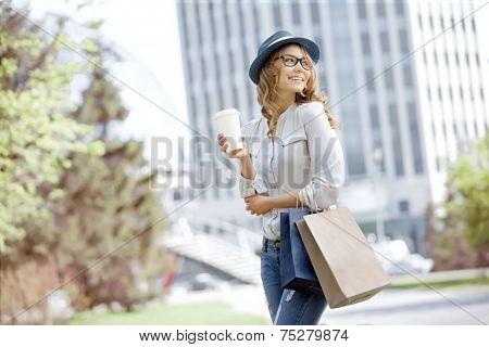 After Shopping Break.