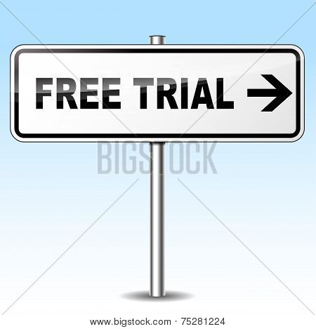 Free Trial Sign