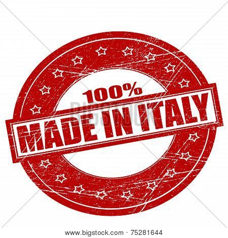 One Hundred Percent Made In Italy