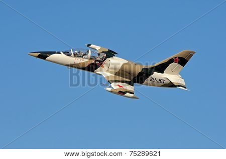 Aero L-39 Albatros Fly-by