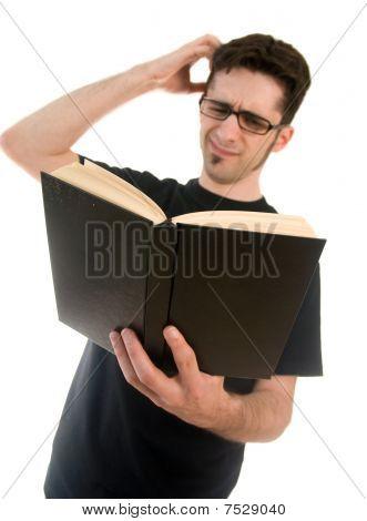 verwirrt reader