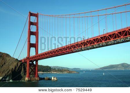 Gollden Gate Bridge