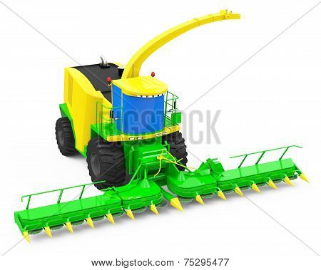 The Mowing Machine