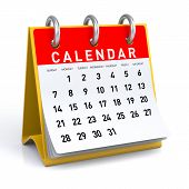 image of calendar 2014  - Calendar - JPG