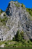 Polish Pieniny Mountains poster