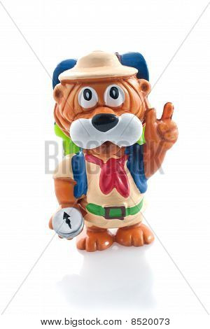 Brinquedo de Leão