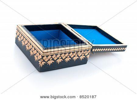 Casket For Storage Of Jewelry
