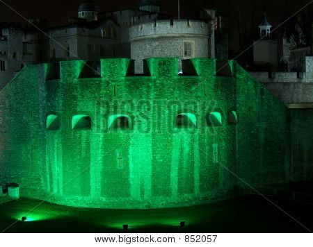 Tower of London by Night, London