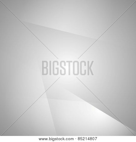 Grey abstract background. Vector design